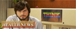 Ashton Kutcher Hospitalized Preparing for Role as Steve Jobs_