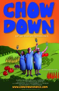 Chowdown Poster D