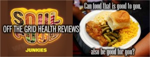 Soul Food Junkies Review