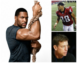Some athletes with an enduring committed to healthy habits.